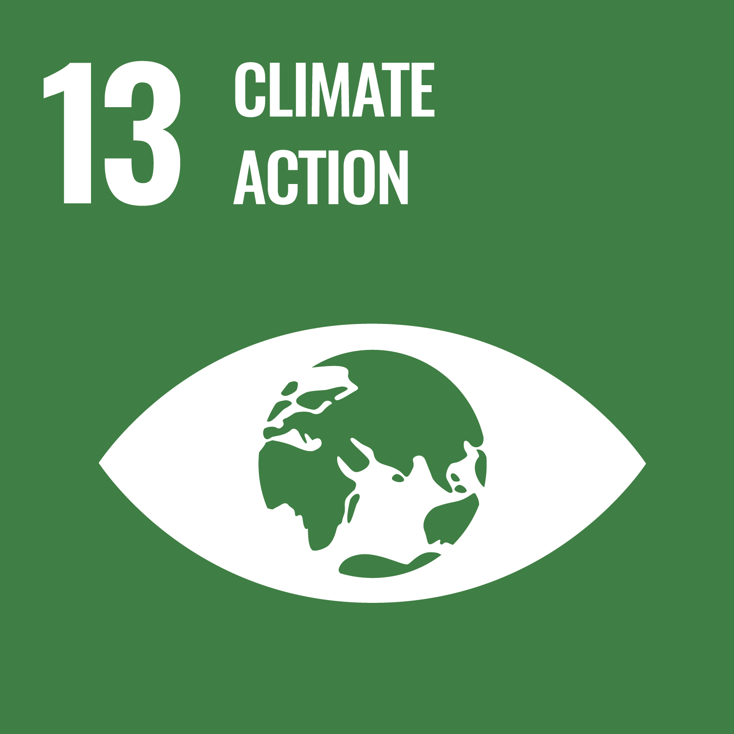 Climate action graphic
